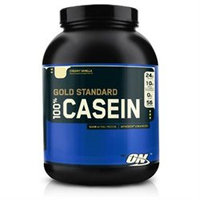 OptimumNutrition OPTICASE0004VANIPW 100 Percent Casein Vanilla 4 lb