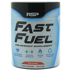 Rsp Nutrition Fast Fuel 30 Servings Orange Sport Performance