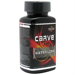Fahrenheit Nutrition CARVE Water Loss - 105 Veggie Capsules