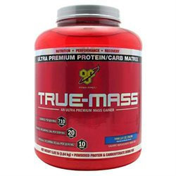 BSN True-Mass Gainer Vanilla - 5.75 lbs