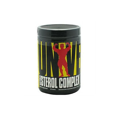 Universal Nutrition Natural Sterol Complex 90 Tablets