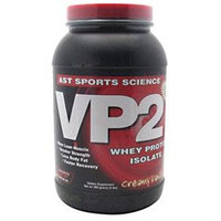 AST Sports Science VP2 Whey Protein Isolate Creamy Vanilla - 2 lbs