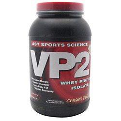 AST Sports Science VP2 Whey Protein Isolate Creamy Vanilla - 2 lbs