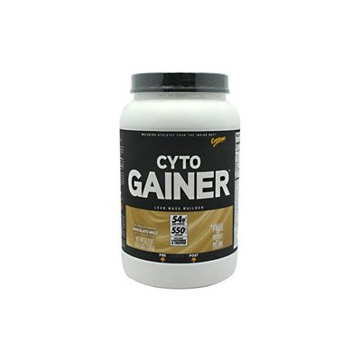 CytoSport Cyto Gainer Chocolate Malt - 3.31 lbs