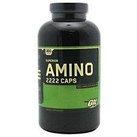 Optimum Nutrition Superior Amino 2222 Caps - 300 Capsules