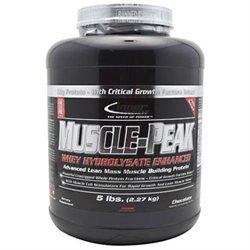 Inner Armour - Muscle-Peak Whey Hydrolysate Enhanced Chocolate - 5 lbs.