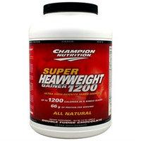 Champion Nutrition Super Heavyweight Gainer 1200 Chocolate Brownie - 6.6 lbs