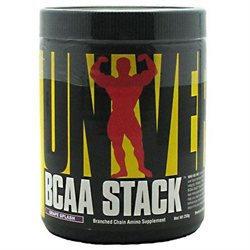 Universal Nutrition - BCAA Stack Grape Splash - 250 Grams