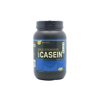 Optimum Nutrition 100% Casein Gold Standard - Banana Cream