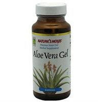 Twinlab Nature's Herbs Aloe Vera Inner Leaf Gel - 50 Softgels