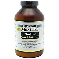 Twinlab MaxiLIFE Choline Cocktail II - 14.85 oz