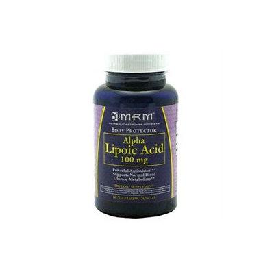 MRM Alpha Lipoic Acid - 100 mg - 60 Capsules