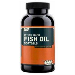 OptimumNutrition OPTIFISH02000000GE Fish Oil 200ct