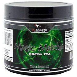 Ai Sports Nutrition 4960029 210 Grams Magic Matcha Unsweetened