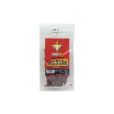 Runnin' Wild Foods Runnin Wild Foods Steak N' A Bag Black Pepper - 3.25 oz