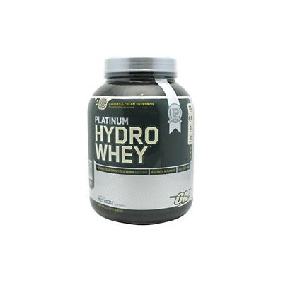 Optimum Nutrition Platinum Hydrowhey - Cookies & Cream Overdrive