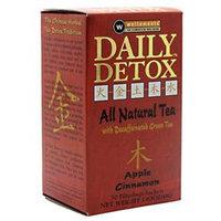 Rooney CV. Inc Daily Detox Apl-Cinmn Organic - 30 Tea Bags - Other Herbs