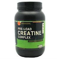 Optimum Nutrition Pre-Load Creatine Complex - Mandarin Orange