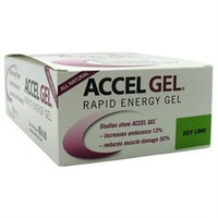 Pacific Health Accel Gel, Key Lime, 24 ct