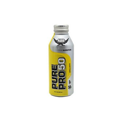 ABB Records ABB Pure Pro 50 - Vanilla Bean - 12 Bottles