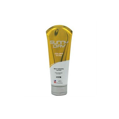 Performance Brands Sunny Day Golden Glow Self Tanning Lotion, 8-ounce