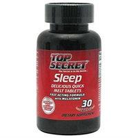 Top Secret Nutrition Sleep - 30 Quick Melt Tablets