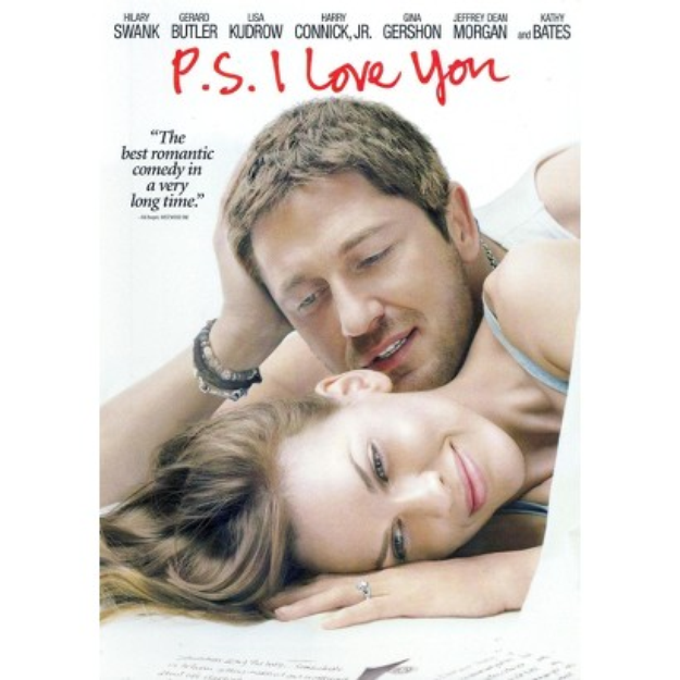 PS I LOVE YOU BY SWANK, HILARY (DVD)