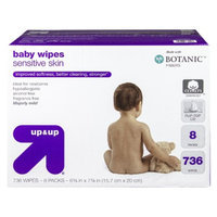 up & up Sensitive Baby Wipes Refill Pack