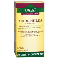 Finest Natural Acidophilus Tabs 30s