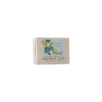 Zion Health Ancient Clay Organic Soap, River Spring, 10.5 oz