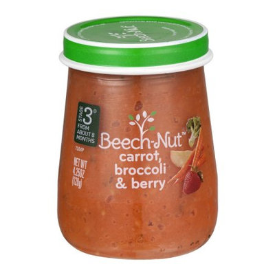 Beech-Nut® Stage 3 Carrot, Broccoli & Berry