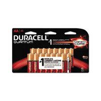 Quantum Alkaline Batteries with Duralock Power Preserve Technology, AA, 16/Pk QU1500B16Z