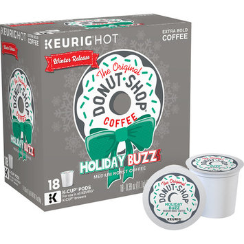 The Original Donut Shop - Holiday Buzz K-Cups (18-Pack) - Multi