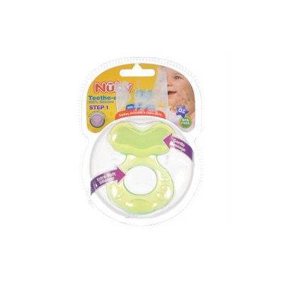 Nuby Silicone Teether with Bristles(Case of 48)