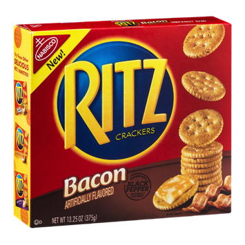 Ritz Crackers Bacon