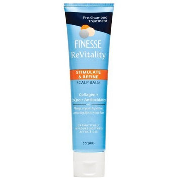 Finesse ReVitality Stimulate & Refine Scalp Balm, 5 oz