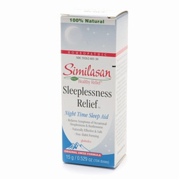 Similasan Sleeplessness Relief