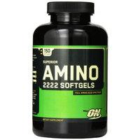 Optimum Nutrition Superior Amino 2222, 150 Capsules