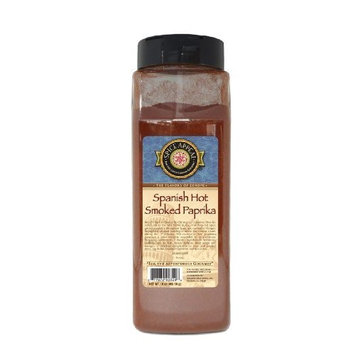Spice Appeal Spanish Hot Smoked Paprika, 16-Ounce Jars (Pack of 2)