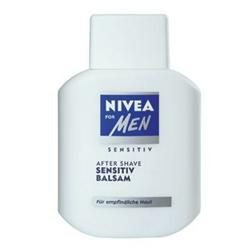 Nivea For Men Sensitive After Shave Balm 100ml 3.4oz