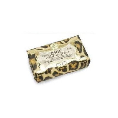 Nesti Dante Chic Animalier Gold Soap