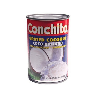 Conchita Grated Coconut 17 OZ