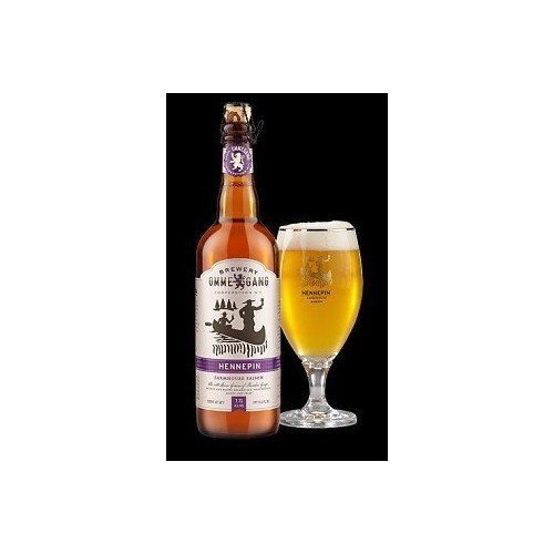 Ommegang Brewery Hennepin Farmstead Ale 12OZ