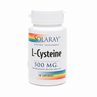 Solaray Free-Form L-Cysteine 500mg