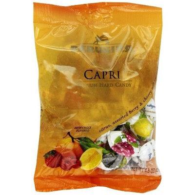 Perugina Capri Hard Candy, 4.5-Ounce Bags (Pack of 4)