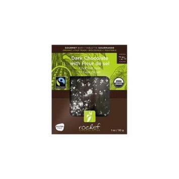 Rochef USA80DFL 80g Dark 72 Percent Chocolate And Fleur De Sel Case - 6