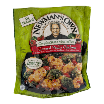 Newman's Own General Paul's Chicken Complete Skillet Meal For Two