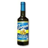 Torani Sugar Free Chocolate Syrup with Splenda, 750mL