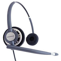 Plantronics EncorePro 720 Customer Service Headset - Stereo - Black