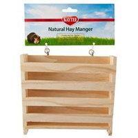 Super Pet - Super Pet Natural Wooden Hay Manger Large
